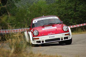 Beschin Adriano Migliorini Federico, PORSCHE 911 #14 , CAMPIONATO ITALIANO RALLY AUTO STORICHE