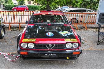 Parco Assistenza, CAMPIONATO ITALIANO RALLY AUTO STORICHE