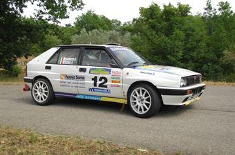 Pesavento Paolo Alicervi Filippo, FORD SIERRA COSWORTH 4X4 #12, CAMPIONATO ITALIANO RALLY AUTO STORICHE