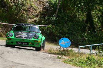 Salvini Alberto Tagliaferri Davide, PORSCHE CARRERA #2, CAMPIONATO ITALIANO RALLY AUTO STORICHE