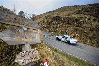 Lucio Da Zanche, Daniele De Luis (Porsche 911 #2), CAMPIONATO ITALIANO RALLY AUTO STORICHE