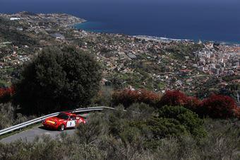Angelo Lombardo, Ratnayake Harshana (Porsche 911 SC RS #8,RO RACING A.S.D), CAMPIONATO ITALIANO RALLY AUTO STORICHE