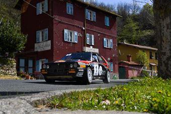Lucky, Fabrizia Pons (Lancia Delta Integrale 16v #1, Team Bassano S.S.D.a.r.l) ), CAMPIONATO ITALIANO RALLY AUTO STORICHE