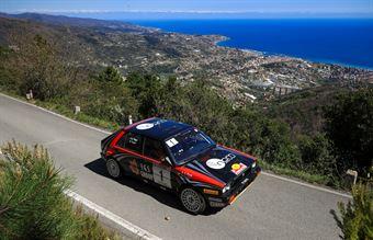 Lucky, Fabrizia Pons (Lancia Delta integrale 16, #1, Team Bassano S.S.D.a.r.l), CAMPIONATO ITALIANO RALLY AUTO STORICHE