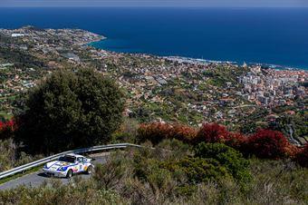 Davide Negri, Roberto Coppa (Porsche 911 #10), CAMPIONATO ITALIANO RALLY AUTO STORICHE