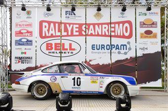Davide negri, Roberto Coppa (Porsche 911), CAMPIONATO ITALIANO RALLY AUTO STORICHE