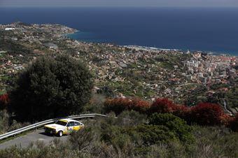 Agostino Ontano, Lorenzo Ontano (Opel Kadett GTE #49), CAMPIONATO ITALIANO RALLY AUTO STORICHE