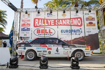 Zippo, Denis Piceno (Audi Quattro #4, Audi Quattro HRT), CAMPIONATO ITALIANO RALLY AUTO STORICHE