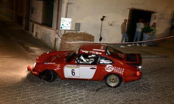 Lombardo   Ratnayake (Porsche 911, #, CAMPIONATO ITALIANO RALLY AUTO STORICHE