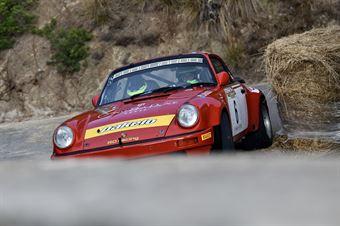 LOMBARDO ANGELO   RATNAYAKE HARS (PORSCHE 911 #6), CAMPIONATO ITALIANO RALLY AUTO STORICHE
