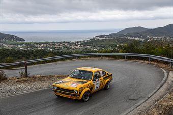 STAJF VOJTECH   ZELINKA VLADIMIR, OPEL KADETT GTE #23, CAMPIONATO ITALIANO RALLY AUTO STORICHE