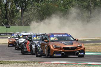 Guida Nicola, Cupra Leon Competicion #21, Girasole, TCR ITALY TOURING CAR CHAMPIONSHIP