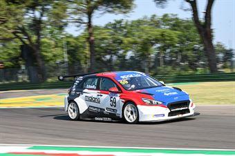 Kouril Jr. Dusan, Hyundai i30 N TCR #59, K2 Engine, TCR ITALY TOURING CAR CHAMPIONSHIP