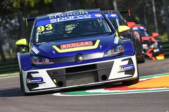 Linos, VW Golf GTI  #93, Elite Motorsport , TCR ITALY TOURING CAR CHAMPIONSHIP