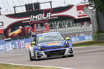Linos, VW Golf GTI  #93, Elite Motorsport, TCR ITALY TOURING CAR CHAMPIONSHIP