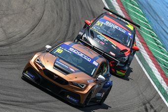 Paolino Federico, Cupra Leon Competicion #10, Girasole, TCR ITALY TOURING CAR CHAMPIONSHIP