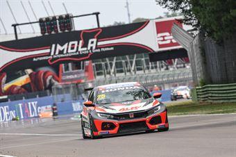 Vahtel Mattias, Honda Civic FK7 H70 #25, ALM Motorsport , TCR ITALY TOURING CAR CHAMPIONSHIP