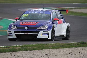 Butti Marco, VW Golf GTI  #82, Elite Motorsport , TCR ITALY TOURING CAR CHAMPIONSHIP