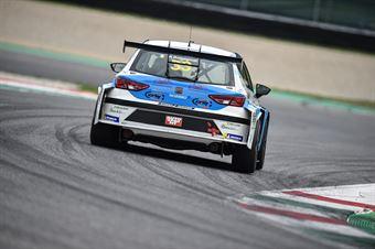 Romagnoli Riccardo, Cupra Leon TCR #33, Pro Team Race Rrls , TCR ITALY TOURING CAR CHAMPIONSHIP