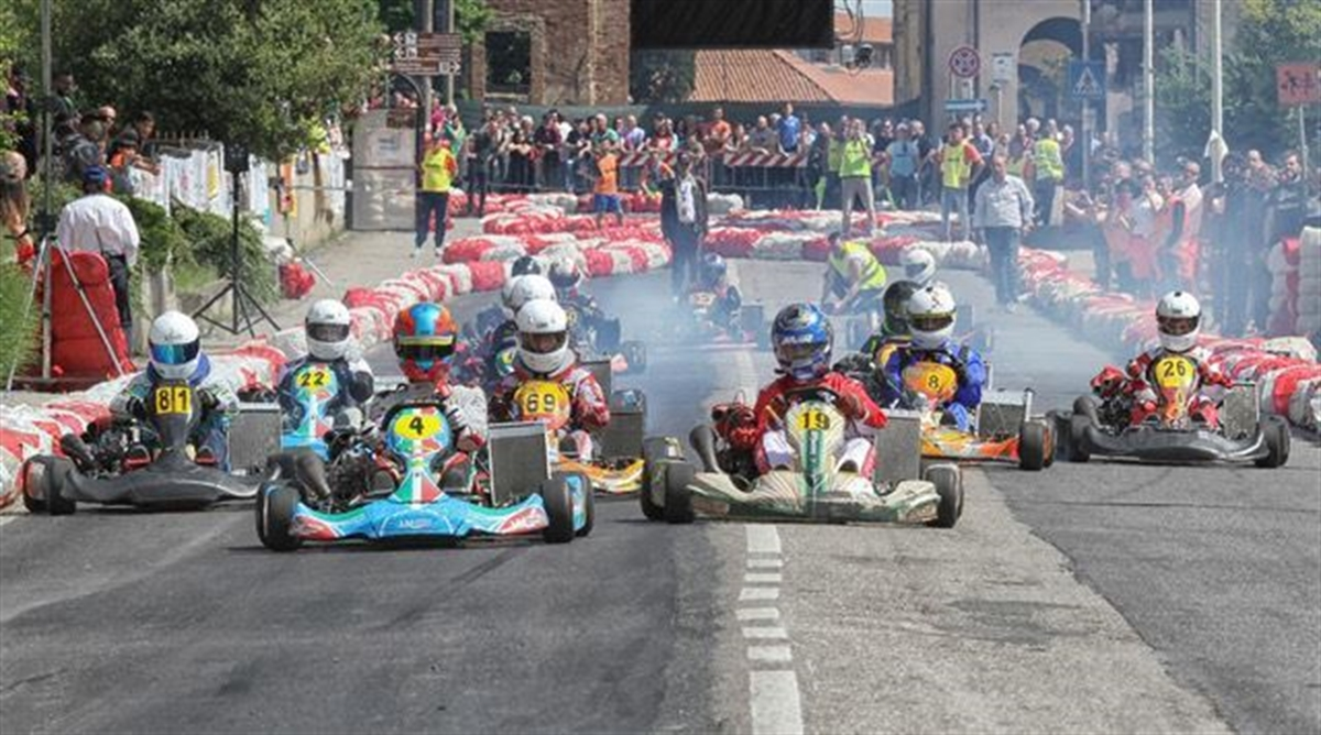 ACI Sport Trofeo siciliano Kart Aci Sport circuiti