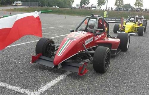 Calendario Fiera Montichiari.Campionato Italiano Formula Challenge Matteo Pollini Vince