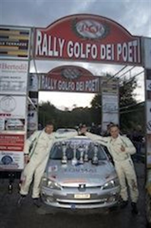 ACI Sport - L\'11° Rally Golfo dei Poeti apre luglio