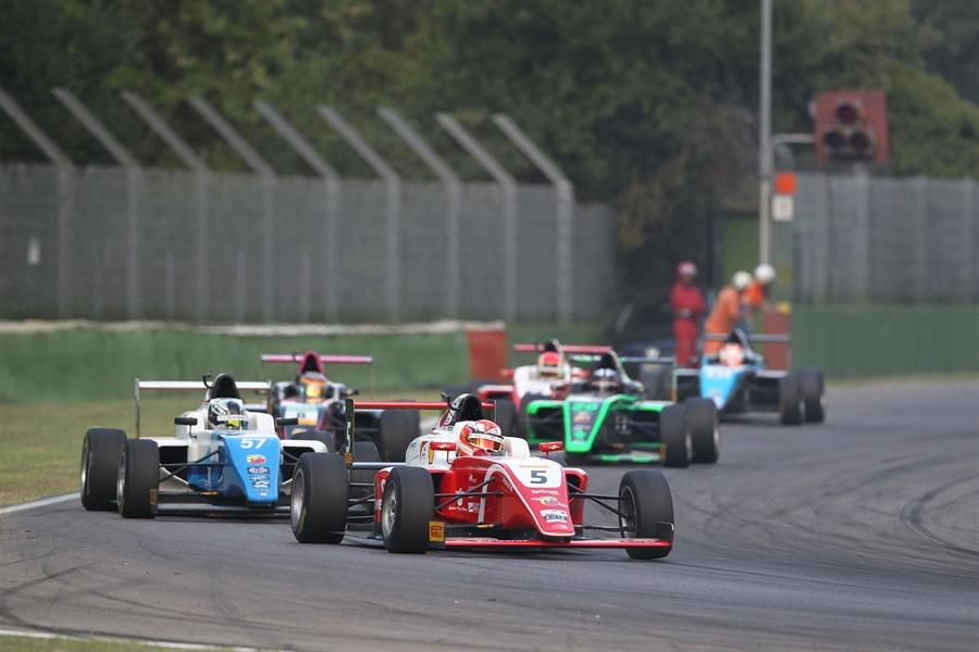 Calendario Formula E 2020 2020.Italian F 4 Championship Powered By Abarth F4 Sito